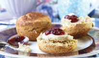 Gluten-free scone recipe