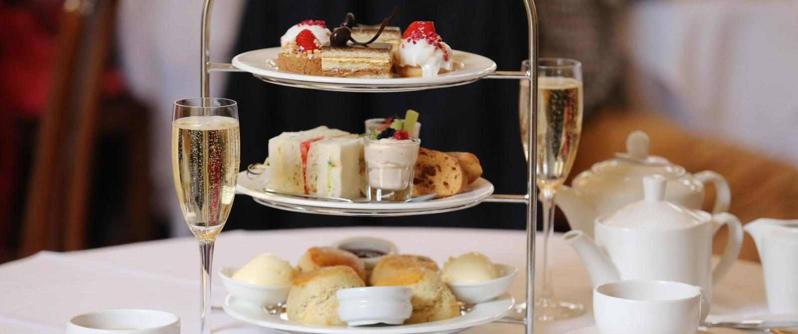 gluten-free afternoon tea in the uk