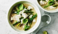 gluten-free chicken soup