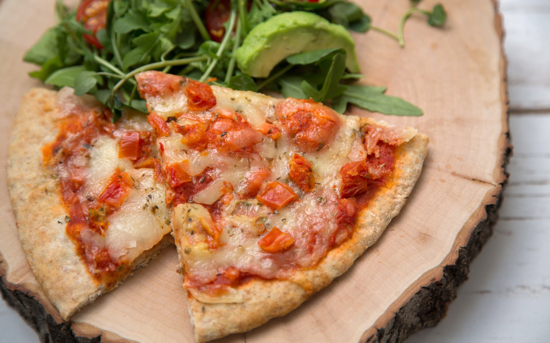 whole creations gluten-free pizza sainsbury's