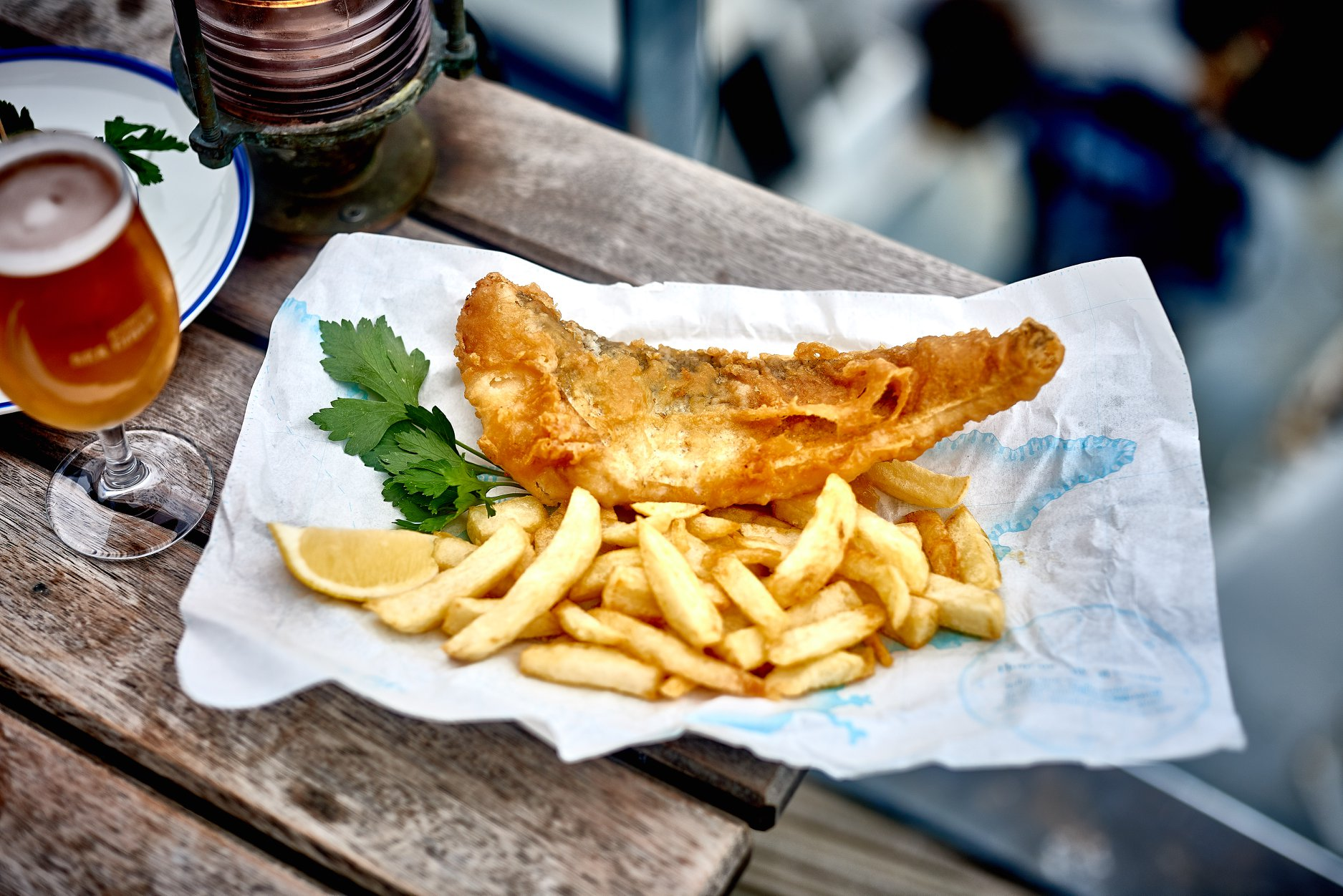 18 Fantastic Gluten Free Fish And Chips Restaurants And