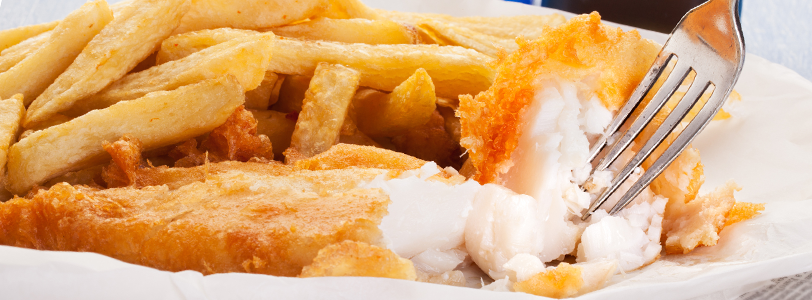 gluten-free fish and chips restaurants