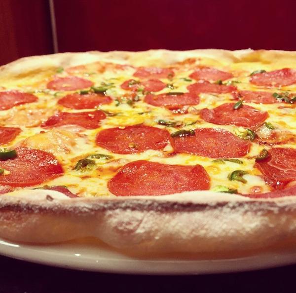 frankie & benny's gluten-free pizza