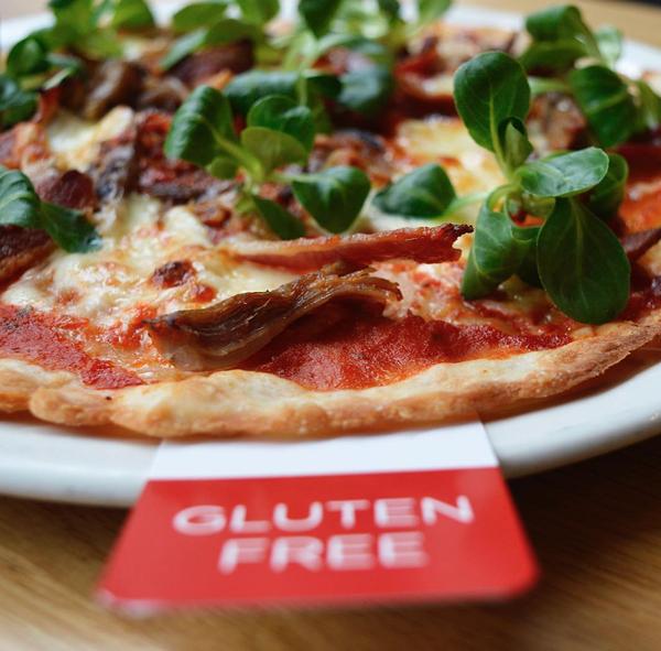 dough manchester gluten-free pizza