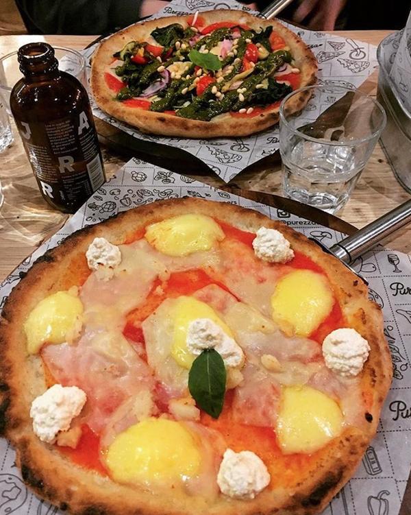 purezza gluten-free pizza