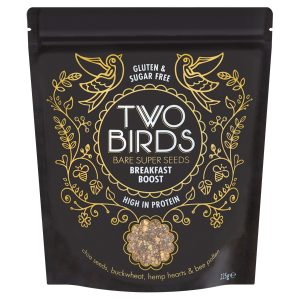 Two birds gluten-free cereal