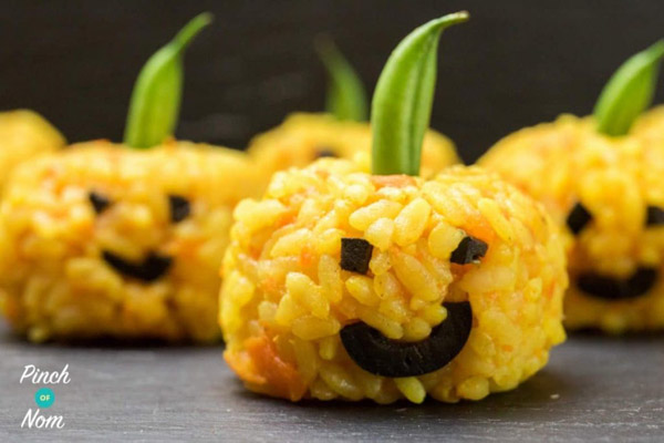 gluten-free Halloween recipes