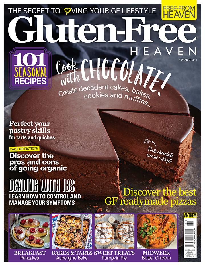 Gluten-Free Heaven November 2018