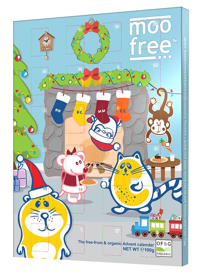 moo free advent calendar
