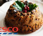 tesco gluten-free christmas food