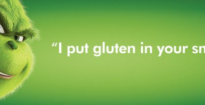 the grinch adverts gluten free