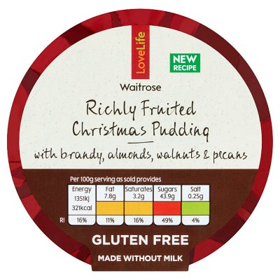 gluten-free christmas products