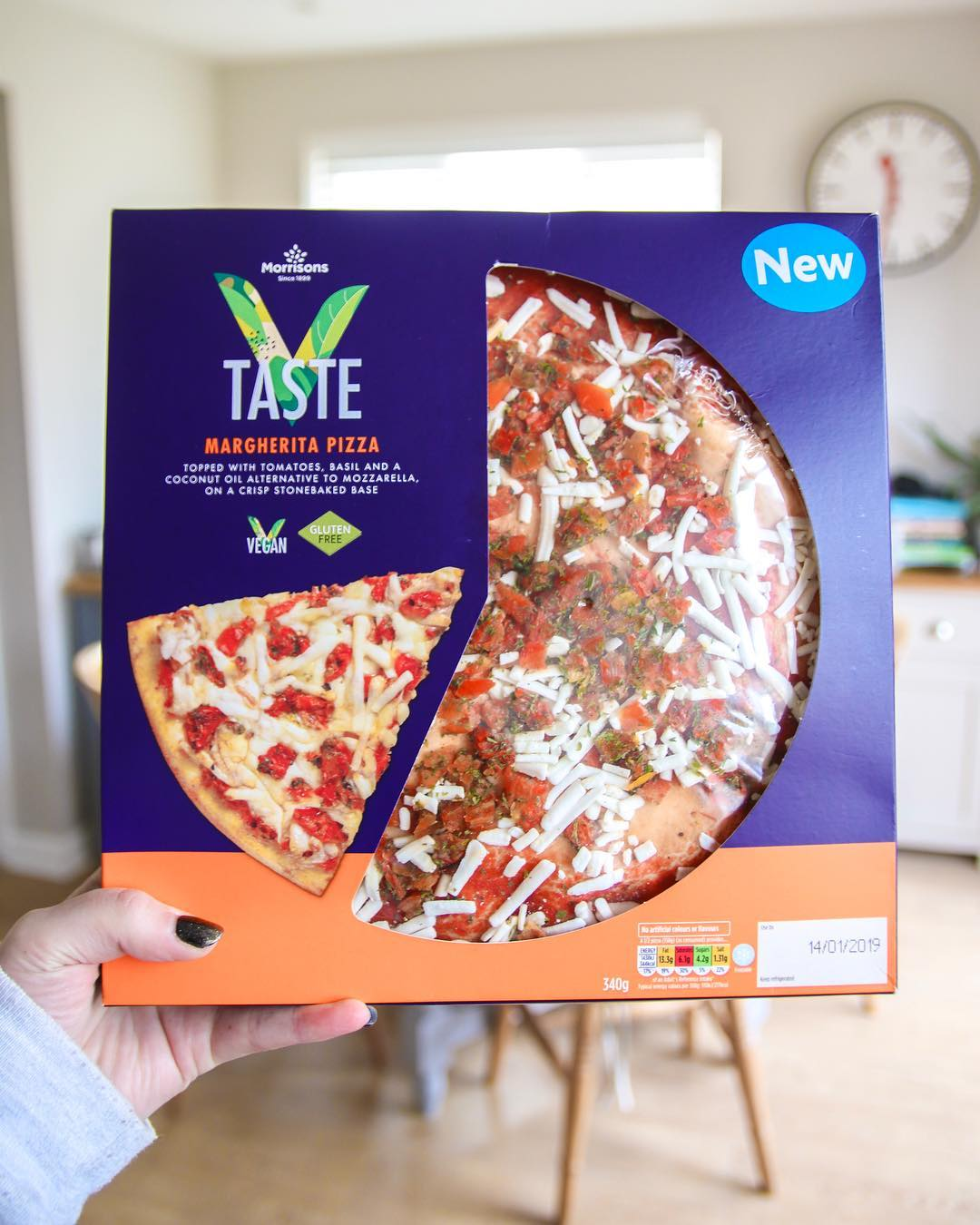 morrisons gluten-free and dairy-free pizza