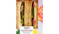 tesco gluten-free sandwiches
