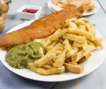 gluten-free fish and chips Lancaster