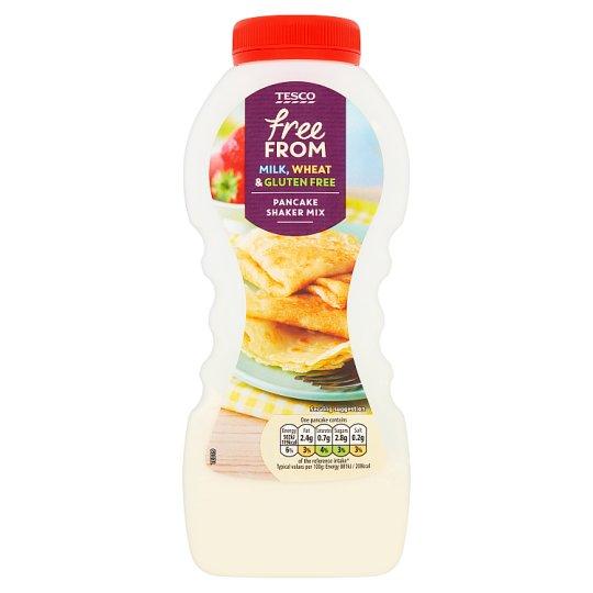 tesco gluten-free pancake shaker