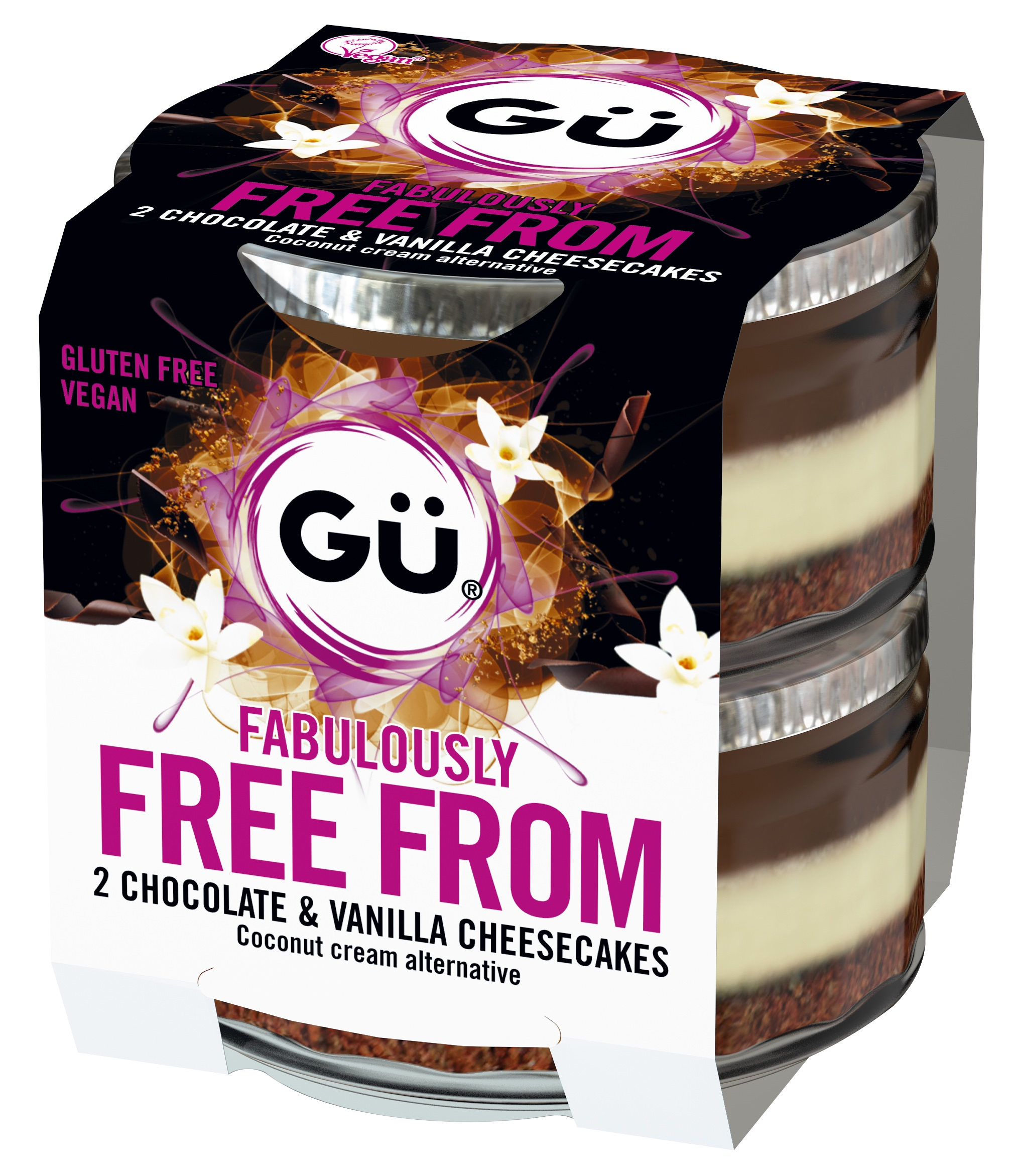 Gü have just launched four new gluten-free desserts!