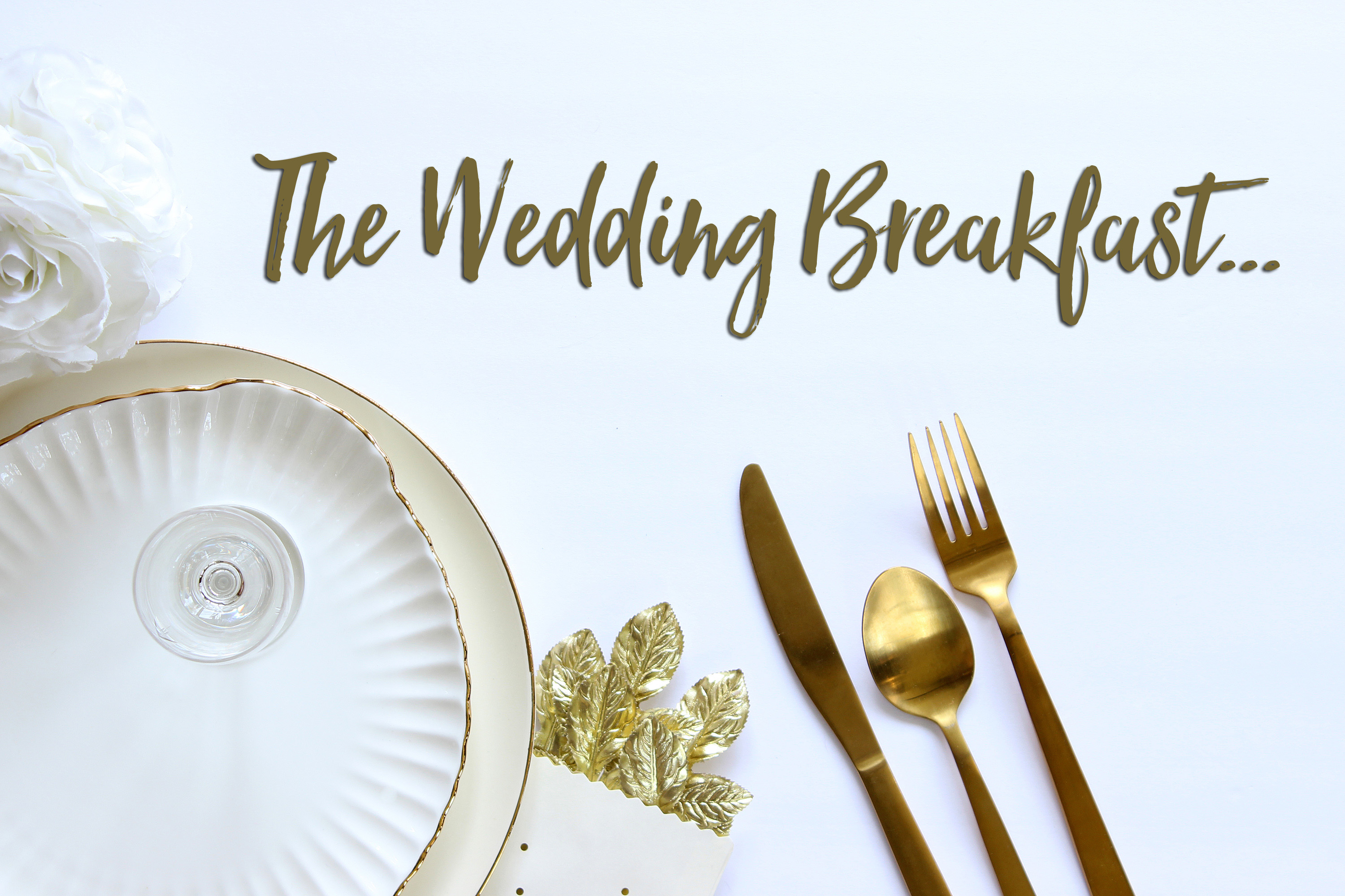 How to have a gluten-free wedding