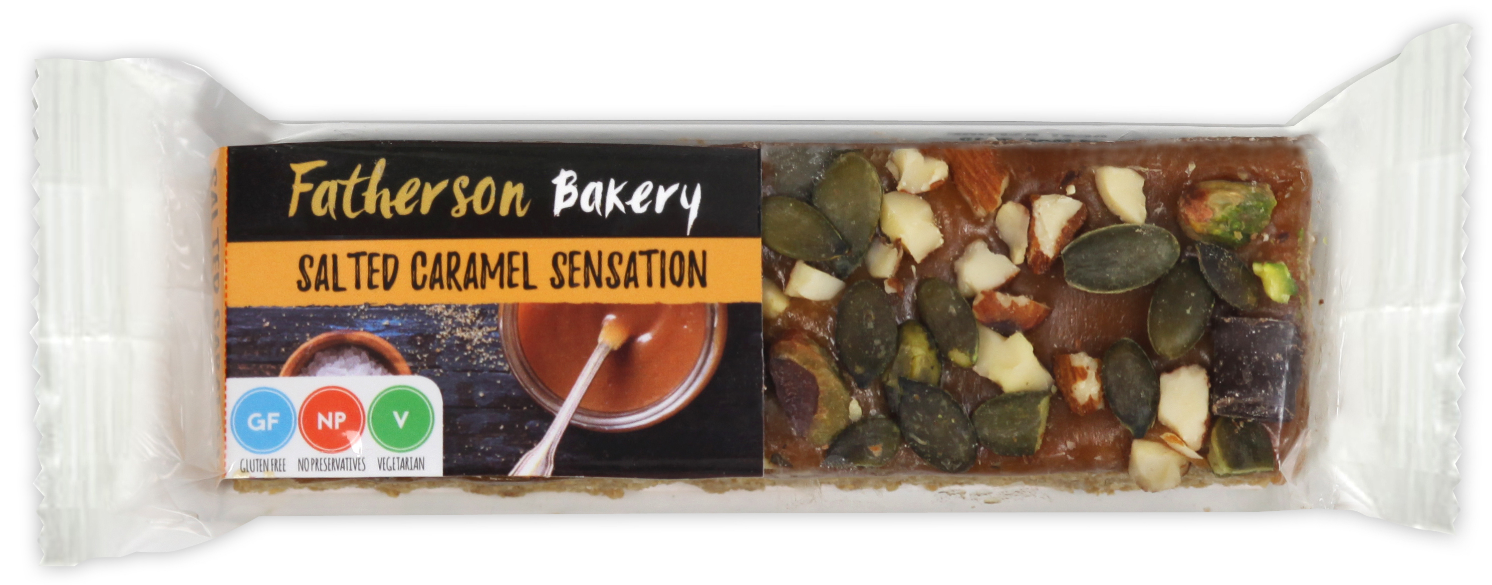 Fatherson Bakery launch new gluten-free snack bars