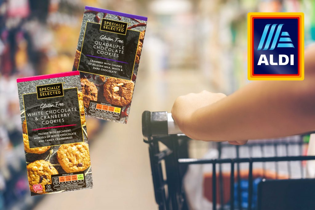 Aldi Release New Gluten Free Goodies Gluten Free Heaven