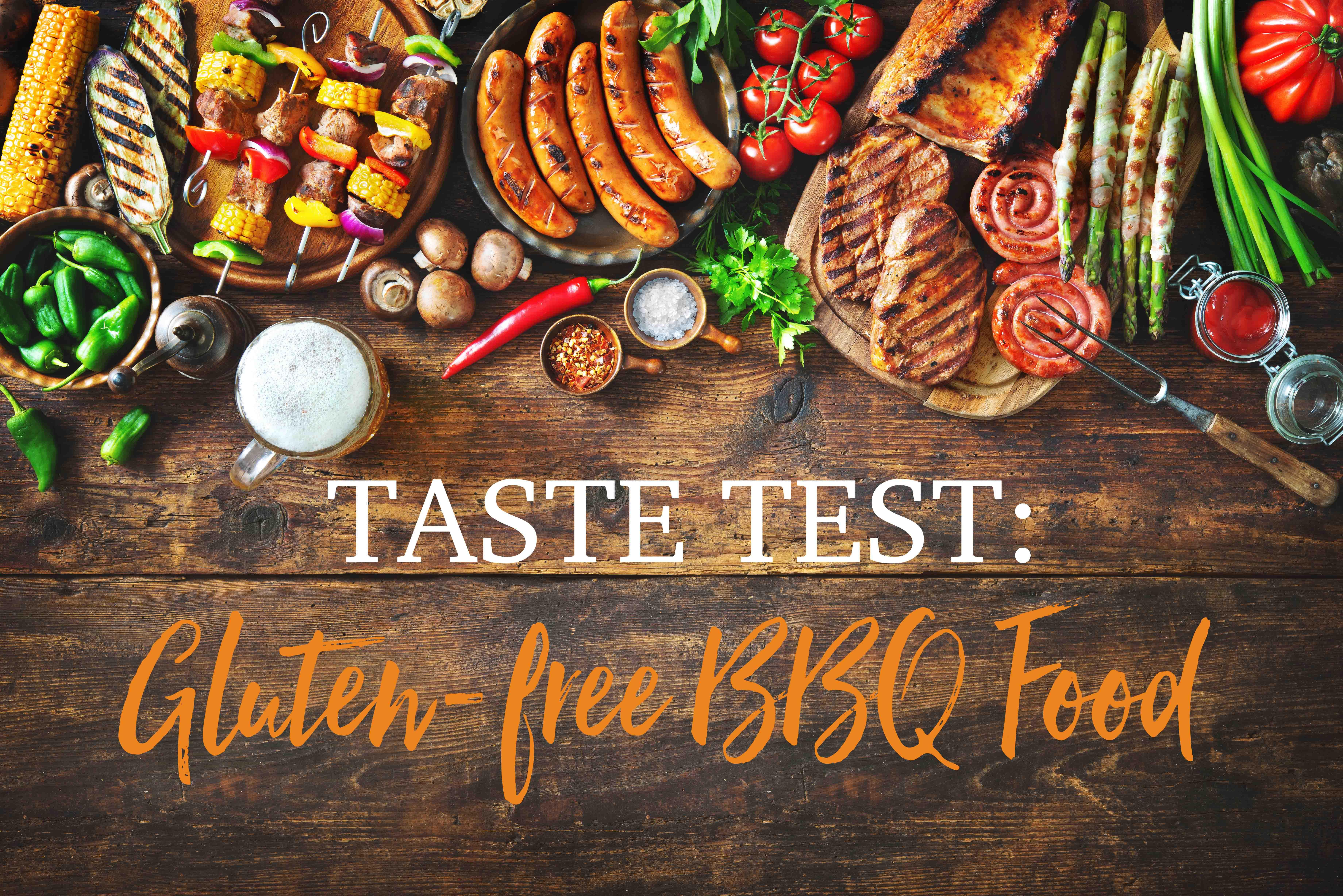 Taste test: Gluten-free BBQ food
