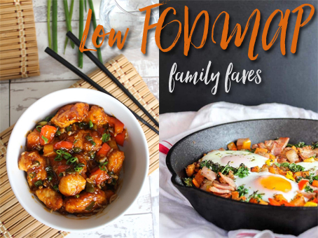 20 low FODMAP no-fuss family favourites