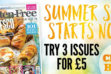 Summer Sale! 3 issues for £5