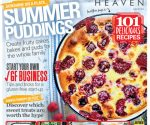 Gluten-Free Heaven magazine (August 2019 issue)