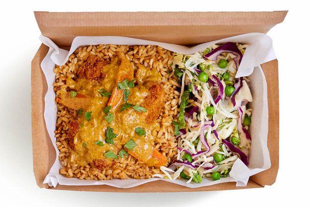 gluten-free katsu curry