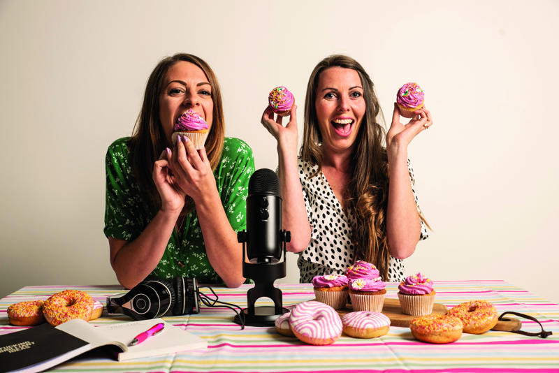 Oh Crumbs the gluten-free podcast