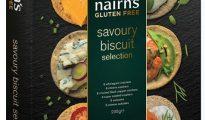 gluten-free savoury biscuit