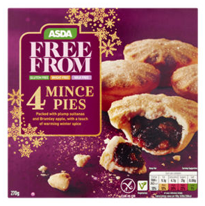 The Gluten Free Mince Pies Available Now At Supermarkets