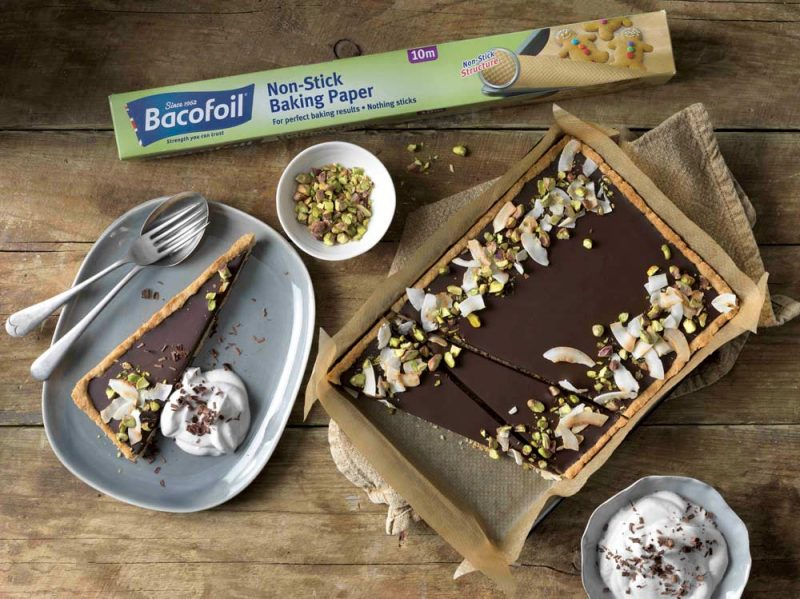 Gluten-Free Chocolate Tart