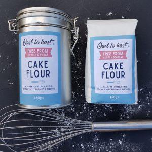 gluten-free flour range