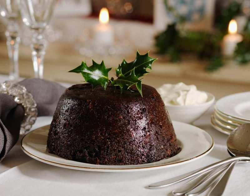 gluten free christmas pudding