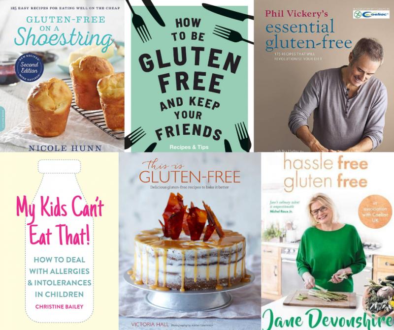 cookbooks for gluten free diet