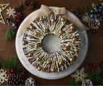 Gluten-Free Christmas Wreath