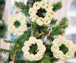 Meringue Wreath