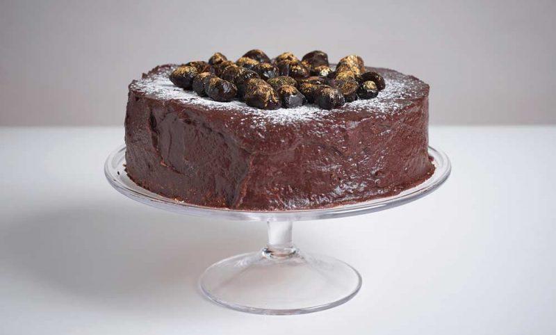 Gluten Free Chocolate Gateau