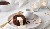 Gluten-free sticky toffee pudding