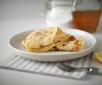 Gluten-free crepe pancakes