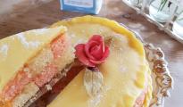 gluten-free battenberg cake