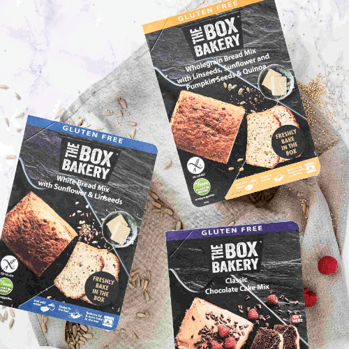 gluten-free bread mixes