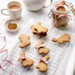 Gluten-free Easter bunny biscuits