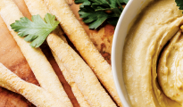 Gluten-free breadsticks
