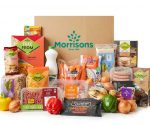 Morrisons gluten-free essentials box