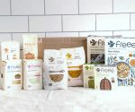 FREEE gluten-free food box