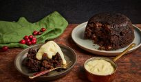 Clonakilty Black Pudding Christmas Pudding