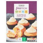 Tesco Free From Surprise Cupcake Kit