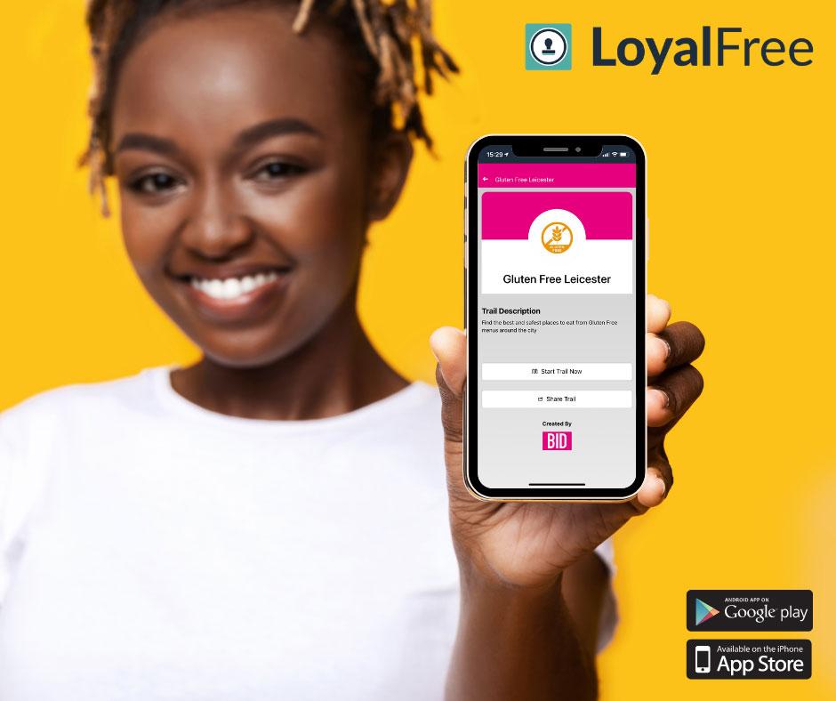 UK app LoyalFree